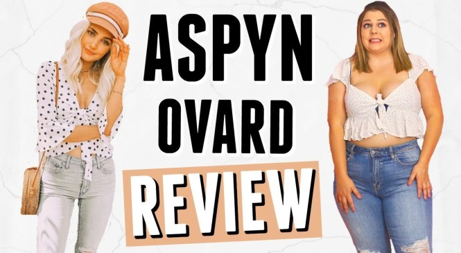 Brutally Honest Review of Aspyn Ovard's Clothing Line