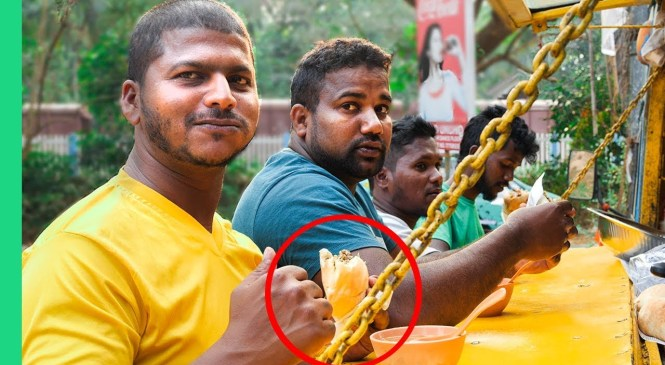 India's FORBIDDEN Street Food in Goa!!! Eat at Your Own Risk…