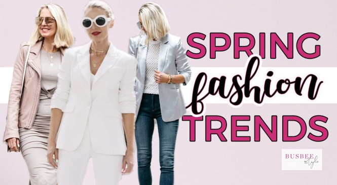 5 Spring Fashion Trends You Will LOVE | What I Wore to Reward Style Conference
