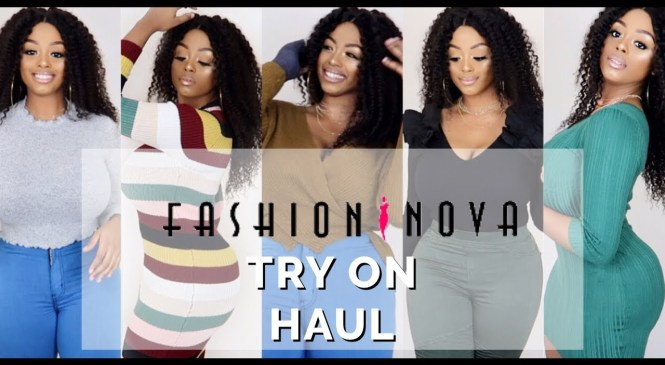 FASHION NOVA TRY ON HAUL – UK REVIEW
