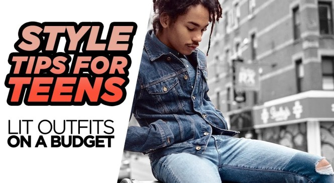 3 Fashion Tips For TEENS | Affordable Style for Students | 2-Minute Tuesday