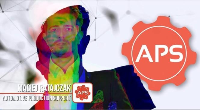 Maciej Ratajczak o Automotive Production Support 2019 – relacja z wydarzenia