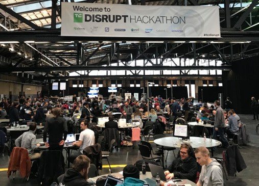 Only 100 seats left: Apply to hack at the TC Hackathon at Disrupt SF
