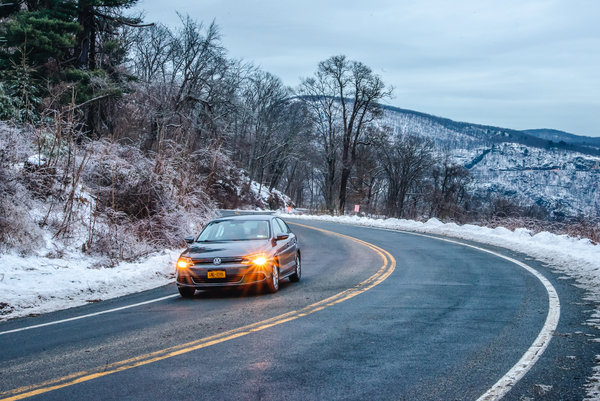 What to Take on Your Winter Road Trip
