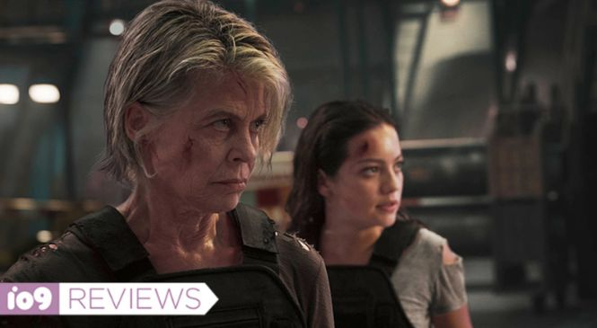 Terminator: Dark Fate's Post-Judgment Day Future Is Female, and We're Here for It