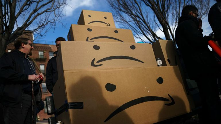Amazon Found to Be Selling Loads of Expired and Inedible Food