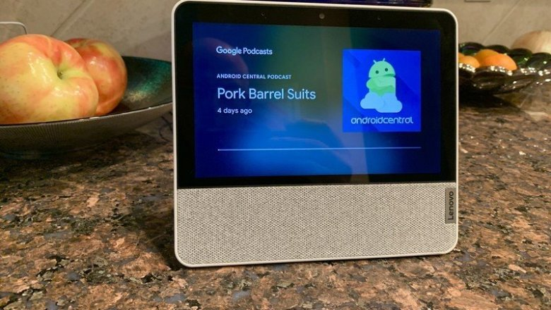 Lenovo Smart Display 7 review: A mighty fine mini screen