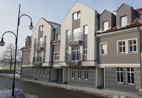Budowa budynku mieszkalnego wielorodzinnego w Piszu