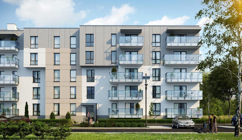 Inwestycja w Szczytnie - 4 piętrowe kameralne osiedle