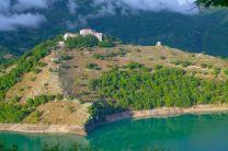 Antuni, sul lago del Turano