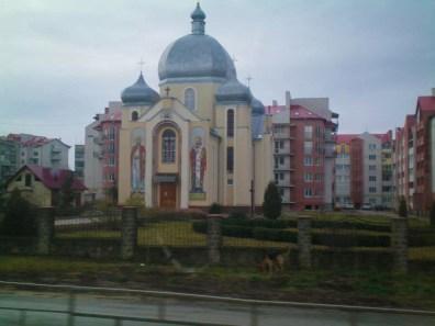 Chiesa Ternopil