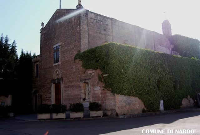 *VIDEO* I frati cappuccini a Nardò: 450 anni dalla fondazione del convento (1569-2019)