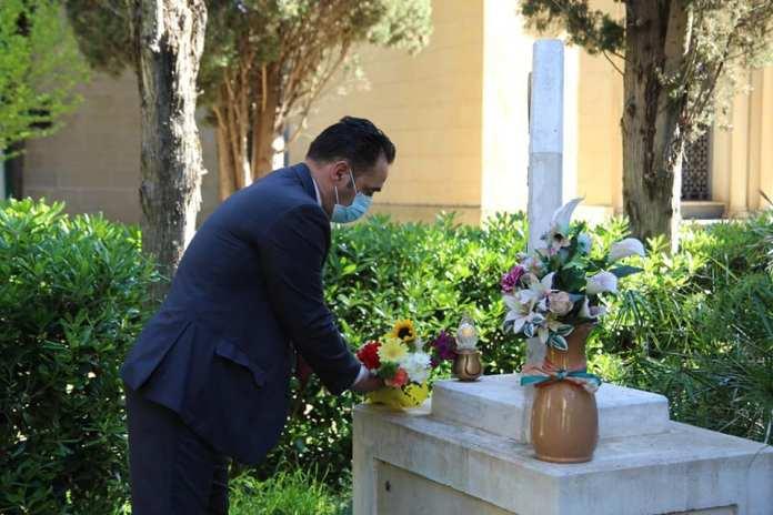 """25 aprile, Falangone: """"Ricordiamo Carrino, Ingusci e tutti coloro che hanno lottato per la nostra libertà"""""""
