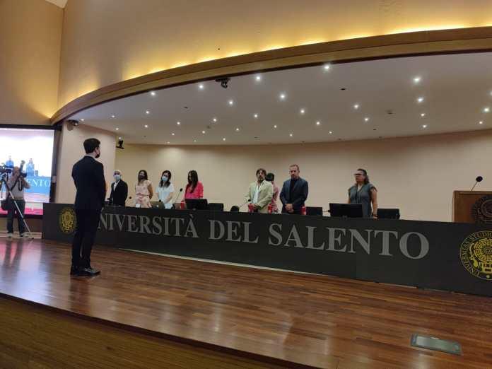 """""""MANAGEMENT DIGITALE"""": PRIMI LAUREATI/E ALL'UNIVERSITÀ DEL SALENTO"""