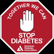 Together we can stop diabetes