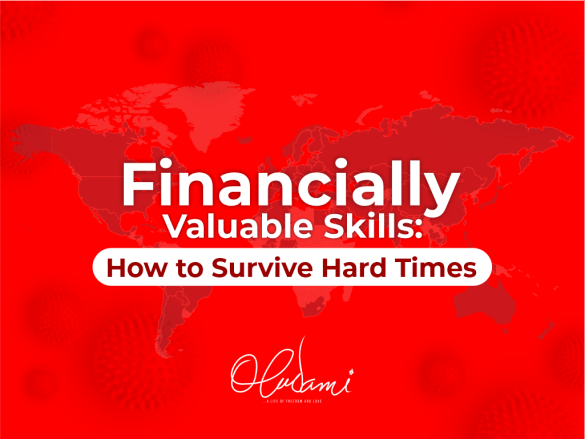 Financially Valuable Skills
