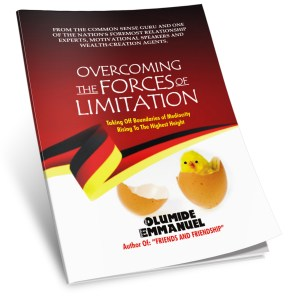 Overcoming The Forces Of Limitation