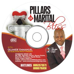 Pillars Of Marital Bliss