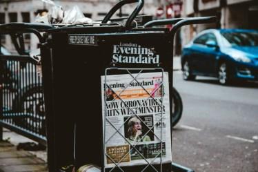 Survival of The News Industry Remains Uncertain Under Coronavirus Crisis