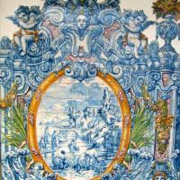 Azulejos de Portugal.