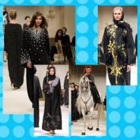 A moda muçulmana e a influência da religião.