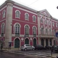 Alguns Teatros de Portugal.