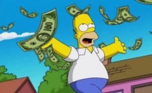 Lluvia de dinero para todos