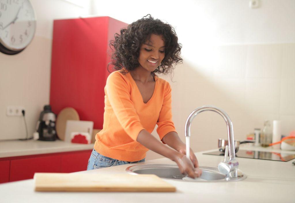 , MicrobiFix® Copper Dish Drying Mats