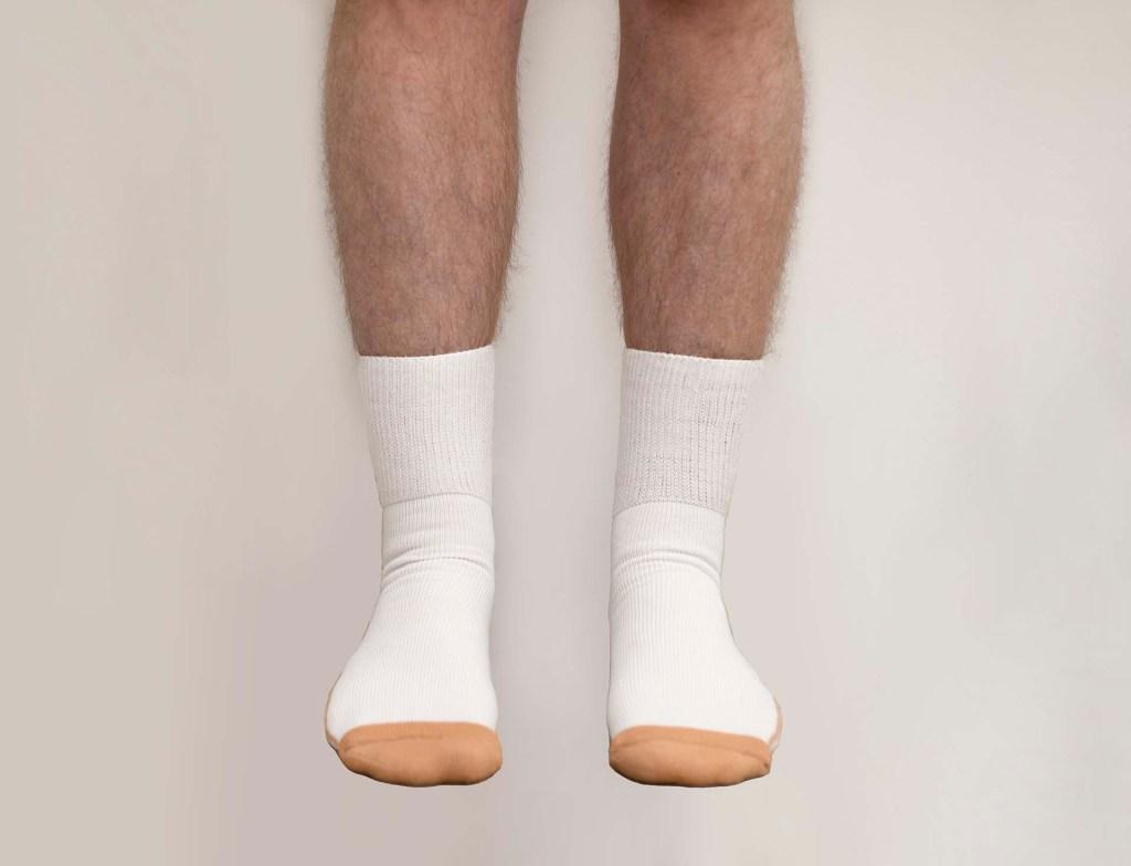 Sensitive Feet and Diabetes