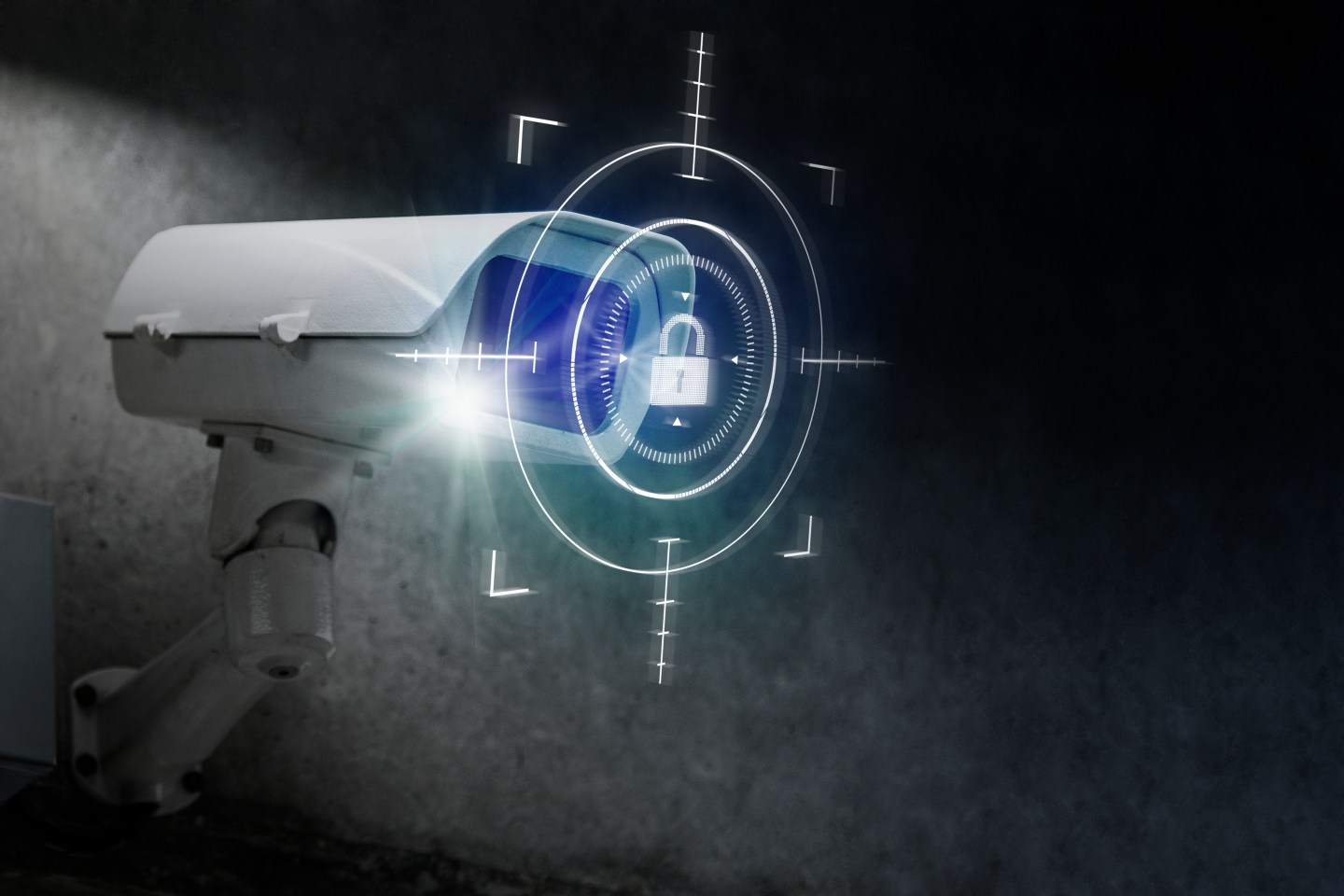 cybersecurity for physical security devices