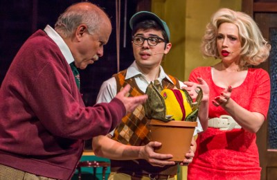 Little Shop of Horrors at Harlequin Productions