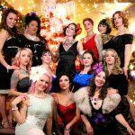 The ladies of TUSH! Burlesque