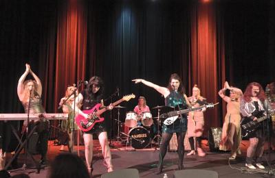 """""""The Bangles"""" at Night of the Living Tribute Bands 2015"""