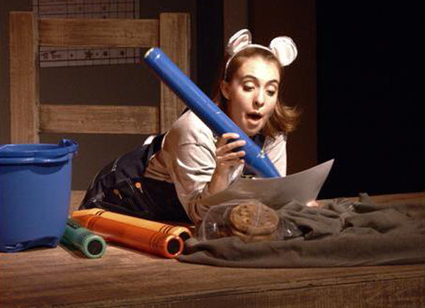 Amy Shephard in OFT's If You Give a Mouse a Cookie