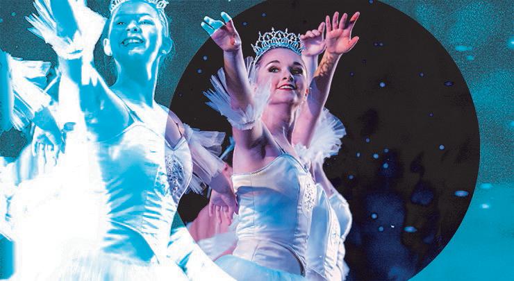 The Nutcracker by Ballet Northwest