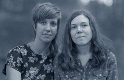 Anna Roberts-Gevalt and Elizabeth LaPrelle
