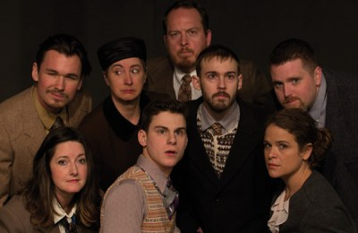 The Mousetrap, cast photo by Geana Henkes