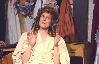 Kate Ayers in Playhouse Creatures