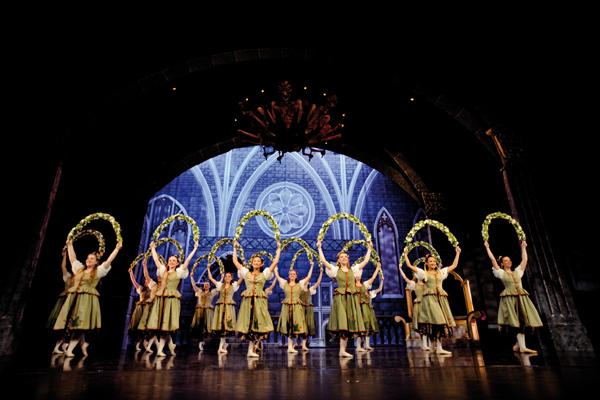 Ballet Northwest's The Sleeping Beauty, photo by Jerome Tso