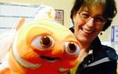 Blubber with puppet designer Jamie Jenson