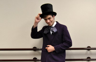Jeff Hines-Mohrman as Willy Wonka