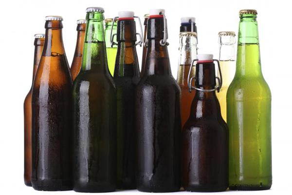 craft-brewed beer