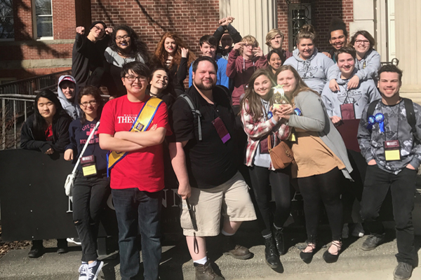 River Ridge High School Drama Club