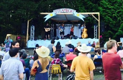 Steamboat Stringband Jamboree