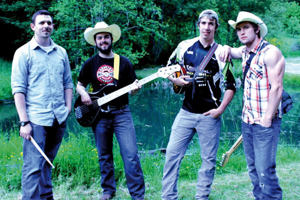 The Olson Bros Band