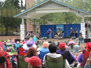 summer Movies through Lacey Parks and Recreation: Arrive early for concerts before summer movies at Huntamer Park in Lacey.