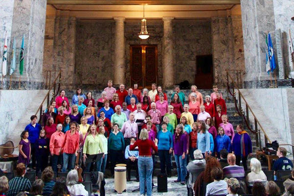 Olympia Peace Choir