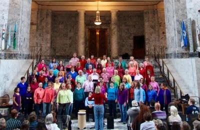 Olympia Peace Choir