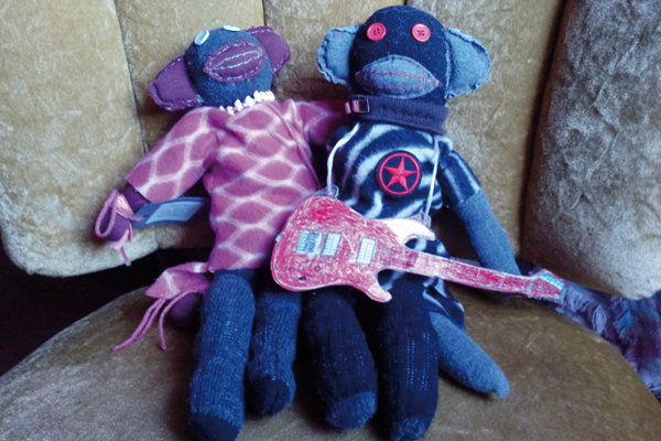Sock Monkeys for Social Justice