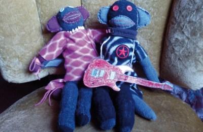Sock Monkeys for Social Justice